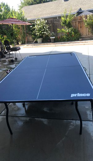 Table Tennis Olympic Size for Sale in Ceres, CA
