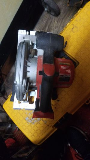 Milwaukee skill saw for Sale in Spring Hill, FL