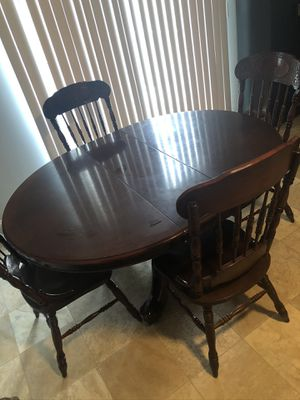 Kitchen Table with Chairs for Sale in Greer, SC
