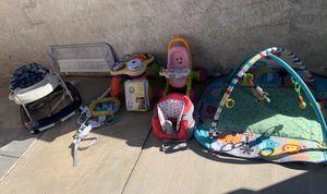 FREE BABY STUFF for Sale in San Bernardino, CA