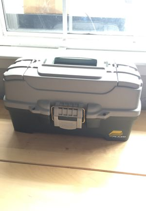 Fishing Tackle Box for Sale in Fresno, CA