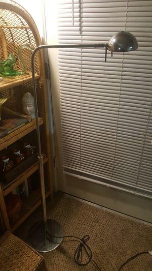 Rewired European Ikea Mid Century Style Minimalist Arc Floor Lamp for Sale in Phoenix, AZ