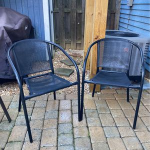 2 Lawn Patio Chairs for Sale in Alexandria, VA