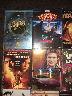 DVD LOT for Sale in Grand Island, NY