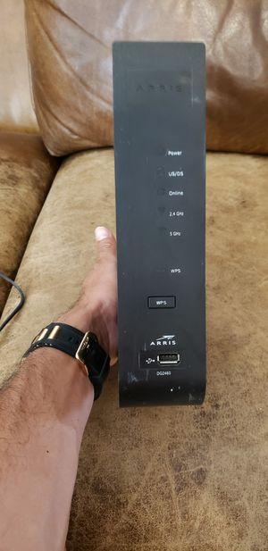 Cox communication modem (Arris DG2460) for Sale in San Tan Valley, AZ
