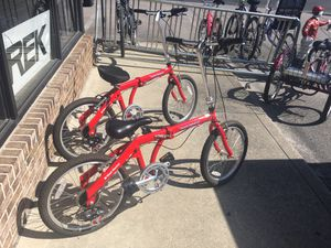 Folding bikes for boats or airplane for Sale in Hebron, MD