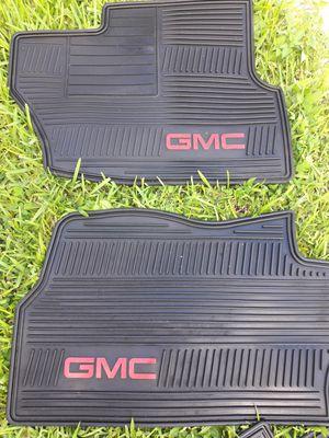GMC Floor mats 2007-2014 for Sale in Homestead, FL