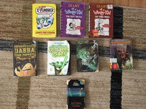 Various kid books for Sale in Fresno, CA