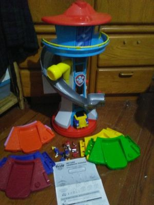 Paw Patrol Lookout Tower for Sale in Chamois, MO
