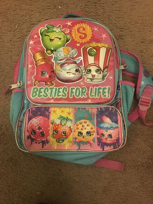 Shopkin backpack, elementary school for Sale in Las Vegas, NV