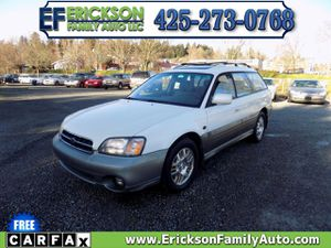 2002 Subaru Legacy Wagon for Sale in Kenmore, WA