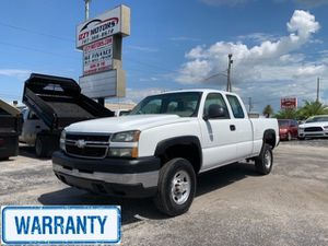 2007 Chevrolet Silverado 2500HD Classic for Sale in St.Petersburg, FL