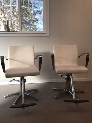Hair stylist chairs for Sale in Bend, OR