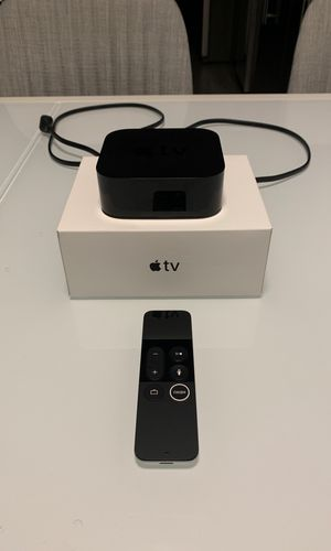 Apple TV 4Th generation for Sale in Renton, WA
