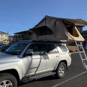 Smittybilt Roof Rack, Prinsu Roof Rack, & Storage Box for Sale in Bend, OR