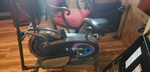 Exercise bike with eliptrical for Sale in Greenwood, MS