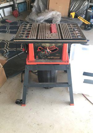 Black & Decker table saw for Sale in Las Vegas, NV