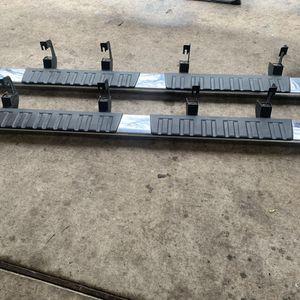 Running Boards for Sierra O Silverado 2014 18 for Sale in Houston, TX