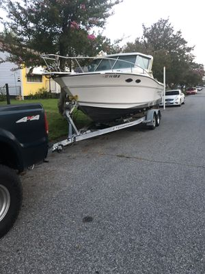 1990 24ft Sportcraft. Mercruiser 5.7 I/O for Sale in Norfolk, VA