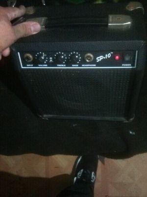 Guitar amplifier 22 watts for Sale in Phoenix, AZ