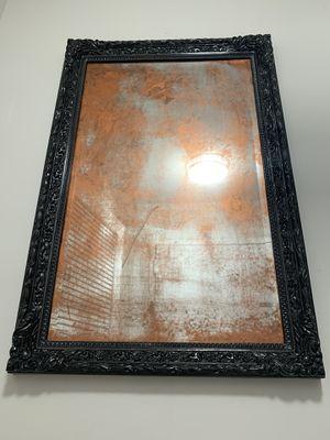 Black Antique Mirror for Sale in Arlington, VA