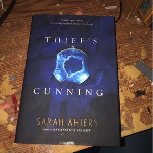 Sarah Ahiers Thief Cunning for Sale in Oklahoma City, OK