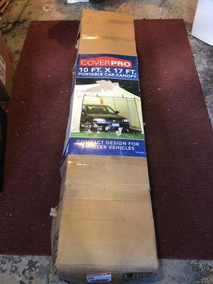 Portable car canopy garage for Sale in Lynn, MA