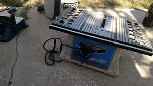 Table saw for Sale in Winter Springs, FL