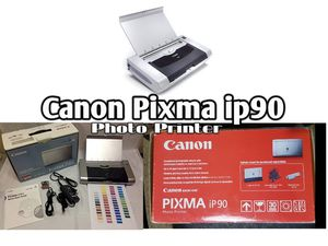 Canon Pixma ip90 (Photo printer) for Sale in Hollywood, FL