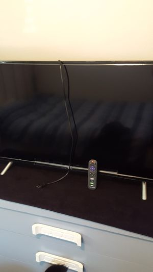 TCL new roku tv 36 long 20 one half deep for Sale in St. Louis, MO