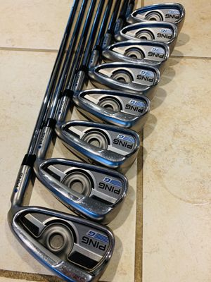 Ping G Irons Great Clubs Game Improvement Golf Clubs! for Sale in Fresno, CA