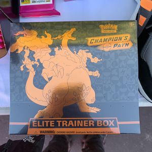 Pokémon Champion's Path Elite Trainer Box for Sale in Alameda, CA