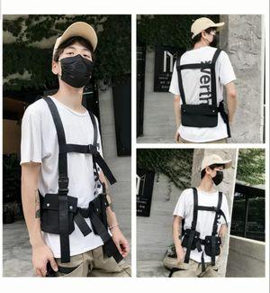 Hip Hop Fashion Vest bag harness for Sale in National City, CA