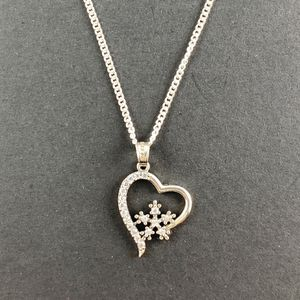 Sterling Silver Necklace - Heart ❤️ Charm for Sale in Oceanside, CA
