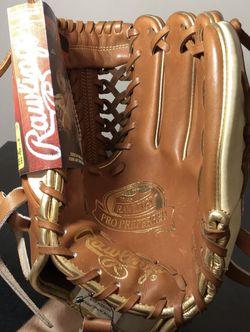 "Rawlings Pro Preferred 11.5"" Infielder's Baseball Glove PROS204-4BR for Sale in Alpine,  CA"