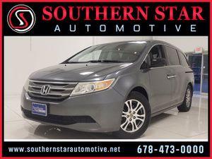 2011 Honda Odyssey for Sale in Duluth, GA