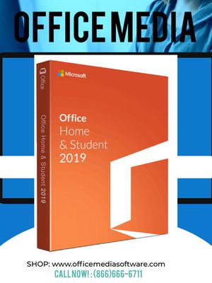 Microsoft home and student 2019 for Sale in Los Angeles, CA