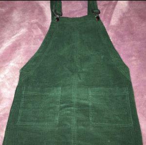 corduroy overall dress for Sale in Rialto, CA