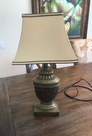 22@ tall desk lamp for Sale in Fort Lauderdale, FL