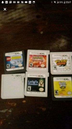 Nintendo assorted ds and 3ds games for Sale in Enfield, CT