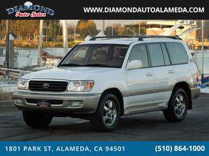 2001 Toyota LAND CRUISER for Sale in Alameda, CA