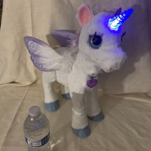 FurReal Friends StarLily, My Magical Unicorn for Sale in Stockton, CA
