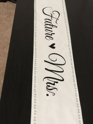 Future mrs sash for Sale in Wesley Chapel, FL