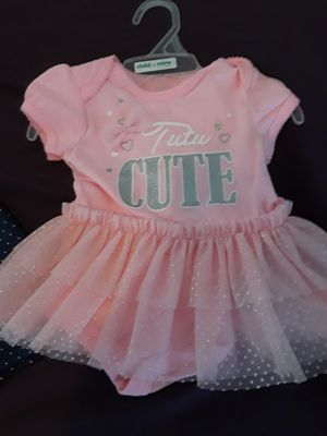 Baby clothes onesie for 3-8mo. Never used for Sale in Detroit, MI