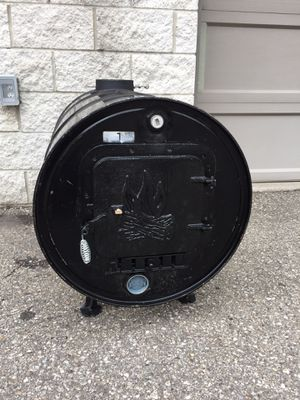 Woodstove Barrel for Sale in Grosse Pointe Park, MI