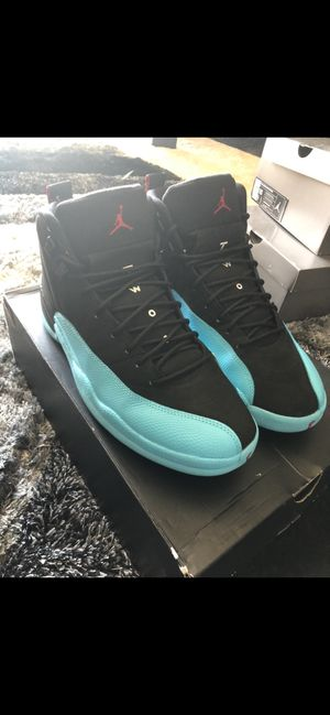 Gamma blue 12s for Sale in Columbia, MD