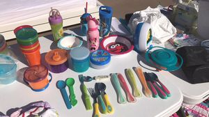 Cups, plates, bowls, silverware for Sale in Chandler, AZ