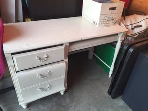 Solid Wood Desk! for Sale in Merced, CA