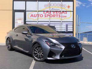 2015 Lexus RC F for Sale in Las Vegas, NV