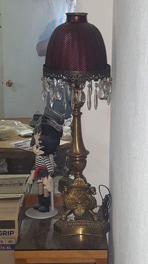 Vintage antique lamp for Sale in West Linn, OR